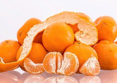 Mandarin Mango body treatment