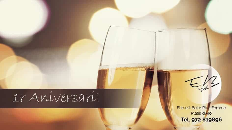 ¡We're celebrating our anniversary on October 14th!